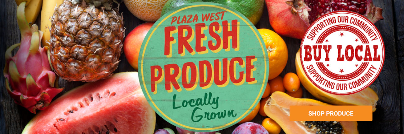 Produce - Buy Local